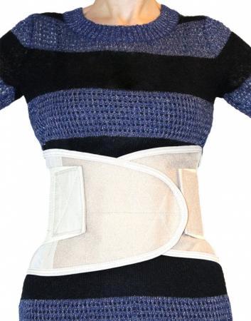 Корсет «ПЕСОЧНЫЕ ЧАСЫ», L/XL KZ 0297 фоста fosta f 4701 l корсет ортопедический грудо поясничный