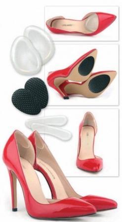 Набор стелек силиконовых для обуви KZ 0239 hemar набор для песочницы 4 предмета п 0239