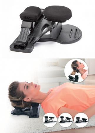 Тренажер многоуровневый для растяжения мышц шейно-воротниковой зоны «ДОЛОЙ УСТАЛОСТЬ» KZ0389