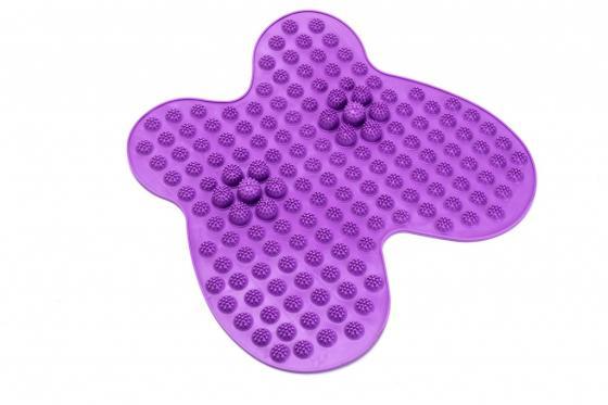 Коврик массажный рефлексологический для ног «РЕЛАКС МИ» фиолетовый KZ 0450 dhl free vex1301 0450 vex1301 045dz electromagnetic valve
