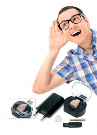 Усилитель звукового сигнала компактный аккумуляторный KZ 0393 приспособление для усиления звукового сигнала kz 0217