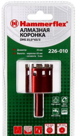 Алм. трубчатая коронка Hammer Flex 226-010 DHS 35,0*65/5 A3, алмаз 60Р, керамогранит 10pcs lot free shipping qsd e c8004 07 touch touch screen