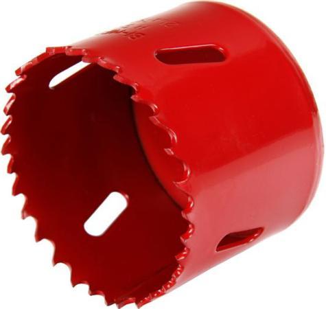 Коронка Hammer Flex 224-011 Bi METALL 57 мм коронка биметаллическая hammer 224 011 bimetall 57 мм