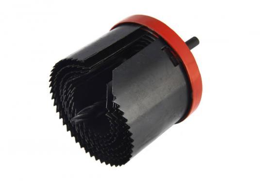 Набор коронок Hammer Flex 224-203 DR WD 51 дерево\\пластик, 7шт.:26,32,38,45,50,56,63мм+адаптер, гл. адаптер hammer 224 017 33683