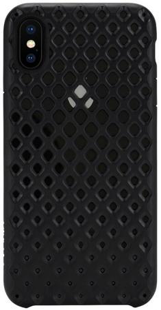 Накладка Incase Lite Case для iPhone X чёрный INPH190377-BLK