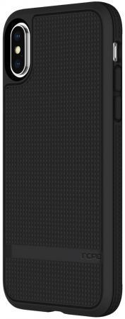 Фото Накладка Incipio NGP Advanced для iPhone X чёрный IPH-1641-BLK чехол incipio feather для iphone 7 чёрный iph 1467 blk