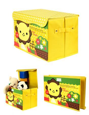Короб для хранения «СМАЙЛ» прямоугольная DE 0229 подставка для хранения кофейных капсул bradex уно