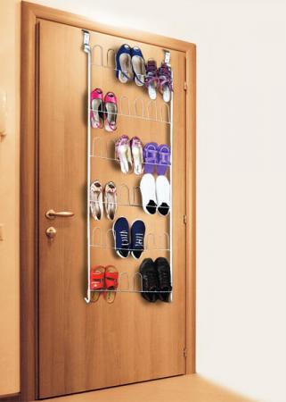 Органайзер для обуви «СОРОКОНОЖКА» TD 0018 органайзер bradex все под рукой td 0102