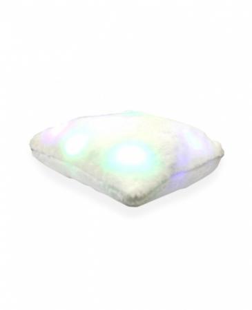 Подушка декоративная со светодиодами «МЛЕЧНЫЙ ПУТЬ» bradex душ со светодиодами романтика