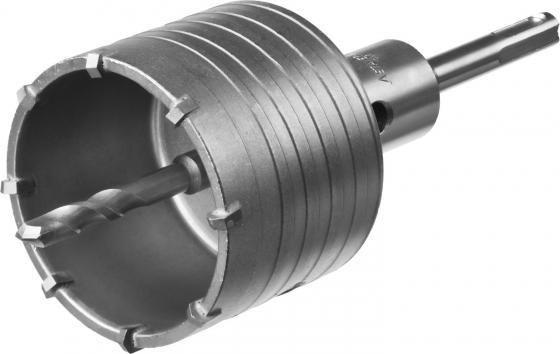 Коронка твердосплавная STAYER PROFESSIONAL 29190-68_z01 в сборе SDS+ d68мм набор резьбонарезной трубный stayer professional 28260 h4