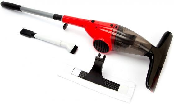 Пылесос беспроводной с функцией мытья окон «ЦУНАМИ» TD 0377 цена