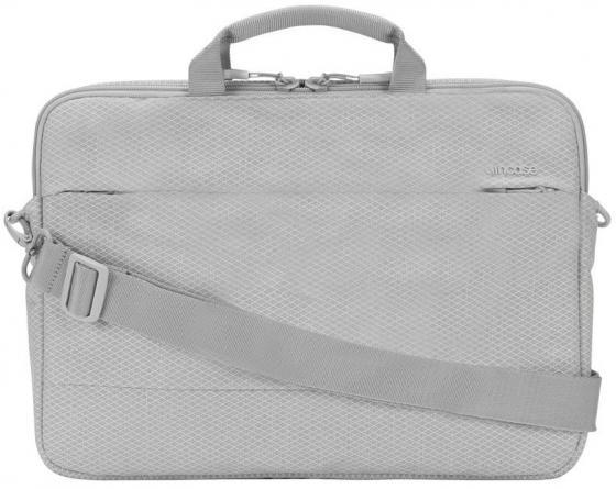 """Сумка для ноутбука 15"""" Incase """"City Brief"""" нейлон полиэстер серый INCO100317-CGY сумка для ноутбука 15 6 jet a lb15 62 полиэстер серый"""