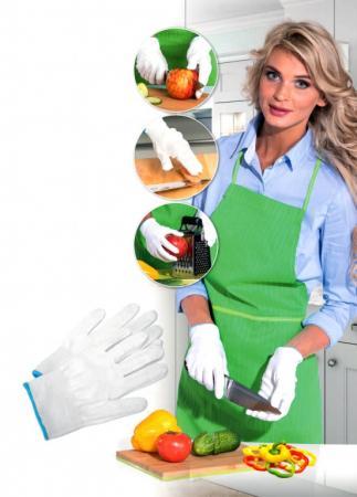 Перчатки для защиты от порезов «КОЛЬЧУГА» TD 0464 перчатки functional с защитой от порезов бензопилой р 12