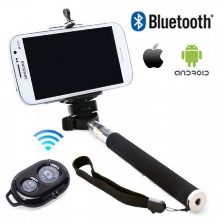 Штатив с Bluetooth для создания снимков selfie TD 0303 мини штатив bradex стоп кадр td 0163