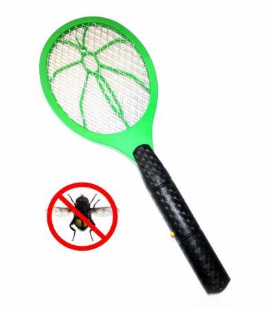 Мухобойка для насекомых электрическая TD 0260