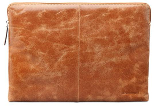 Чехол для ноутбука 15 dbramante1928 Skagen натуральная кожа коричневый SK13GT000757 чехол конверт dbramante1928 paris для ноутбука macbook air 13 материал кожа цвет розовый