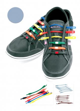 силиконовые шнурки для кроссовок купить