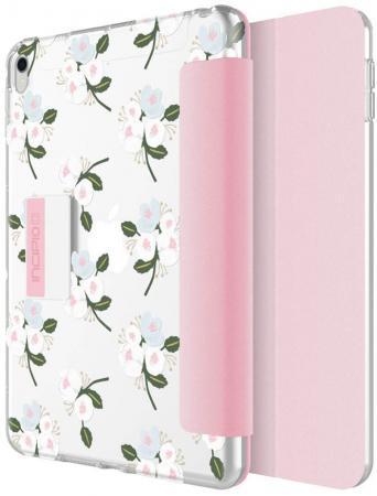 Чехол Incipio Design Series Folio для iPad (2017) пластик/TPU Cool Blossom IPD-384-BLG стоимость