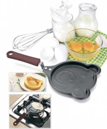 Мини-сковорода «МИШКА» TK 0215