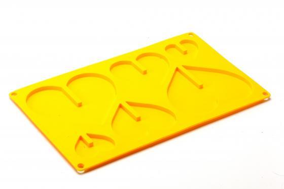 Форма силиконовая 3D «СЕРДЦЕ» TK 0159 форма силиконовая 3d сердце tk 0159