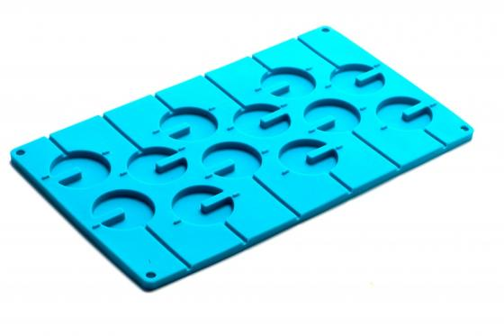 Форма силиконовая 3D «КРУГ» TK 0158 форма силиконовая bradex green tk 0236