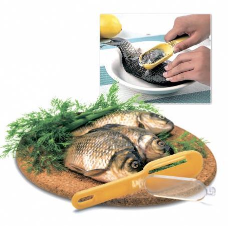 Рыбочистка с контейнером TK 0191 цена