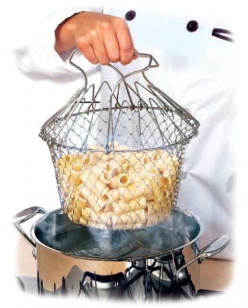 Решетка для приготовления пищи «Шеф Баскет» TK 0143 TK 0143