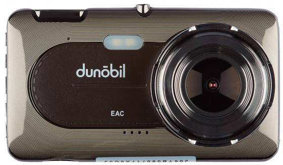 Видеорегистратор Dunobil Zoom Ultra Duo 4 1920x1080 170° microSD microSDHC датчик движения USB