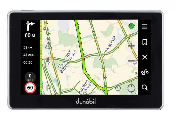 Навигатор Dunobil Stella 5.0 5 800х480 8GB microSD USB Bluetooth Wi-Fi dunobil ultra 5 0
