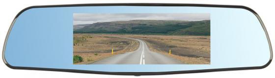Видеорегистратор Dunobil Spiegel Saturn 6.86 1280x480 150° microSD microSDHC датчик движения USB