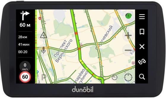 Навигатор Dunobil Photon 7.0 7 800х480 8GB microSD USB Bluetooth Wi-Fi