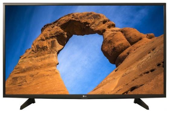 Телевизор 49 LG 49LK5100PLB черный 1920x1080 50 Гц USB 4k uhd телевизор lg 49 uj 740 v