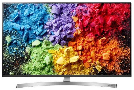Телевизор 65 LG 65SK8500PLA черный 3840x2160 100 Гц Wi-Fi Smart TV RJ-45 Bluetooth WiDi телевизор 65 samsung ue65nu7300uxru черный 3840x2160 100 гц wi fi smart tv rj 45