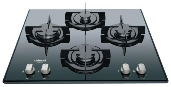 Варочная панель газовая Ariston DD 642/HA(MR) серый