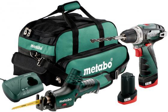 Набор аккумуляторных инструментов Metabo 685056000