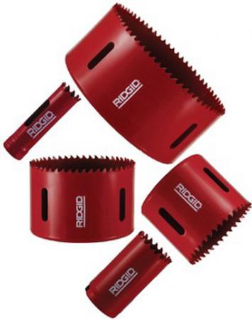 Коронка RIDGID 52810 биметаллическая м32 (32 мм) для оправок r2/r3/r6/r7