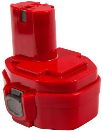 Аккумулятор ПРАКТИКА 032-126 14.4В 1.5Ач NiCd для MAKITA в блистере аккумулятор практика 12v 2 0ah nicd 030 863 для bosch