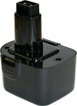 Аккумулятор ПРАКТИКА 038-791 12.0В 1.5Ач NiCd для DeWALT аккумулятор практика 779 318 14 4в 2 0ач nimh для dewalt b