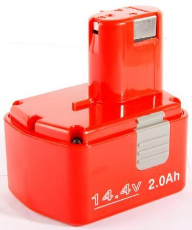 Аккумулятор для Hitachi Ni-Cd DS14DVB2, DS14DVF3, UB18DL Hammer аккумулятор для hammerflex ni cd acd141b acd142