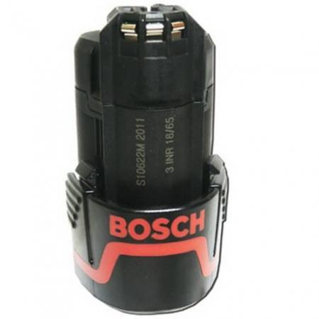купить Аккумулятор BOSCH 2607336333 10,8-12v, 1,3Ah Li дешево
