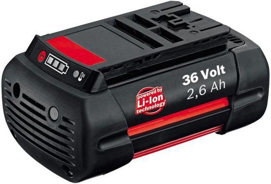 Аккумулятор для Bosch Li-ion аккумулятор для газонокосилки bosch rotak 34li 37li 43li ake 30 li ahs 54 li