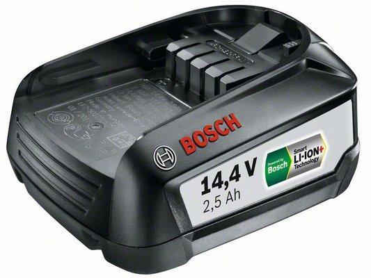 Аккумулятор BOSCH PBA 14.4 (1.607.A35.00U) 2.5 Ач W-B Electronic Cell Protection аккумулятор bosch gba 10 8 v 2 5ah ow b 1600a00j0e