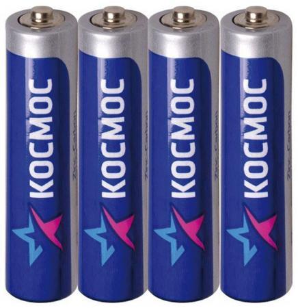 Батарейки КОСМОС KOCLR034BL AAA 4 шт