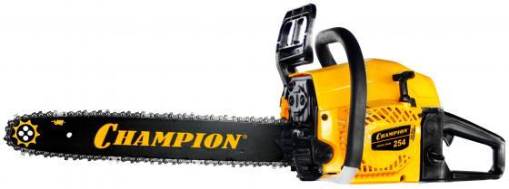 Бензопила CHAMPION 254 2.50кВт 54.0см3 шина 18 цепь 0.325-1.5мм-72 бензопила champion 256 18