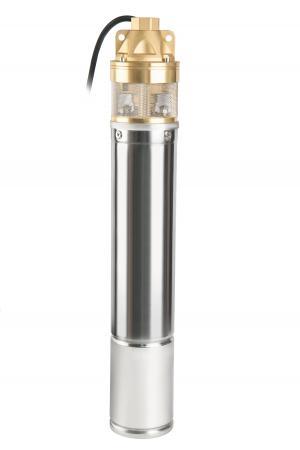 Насос UNIPUMP 4SKM100 погружной вихревой 750Вт кабель-20м кабель ввгнга 3x2 5 плоский ту бухта 20м кванткабель 20338
