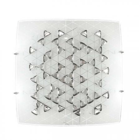 Настенно-потолочный светодиодный светильник Sonex Meza 2059/CL sonex накладной светильник meza