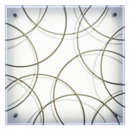 Настенно-потолочный светодиодный светильник Sonex Omaka 2204/CL sonex 3204 dl sn18 000 белый серый н п светильник led 48w 220v omaka