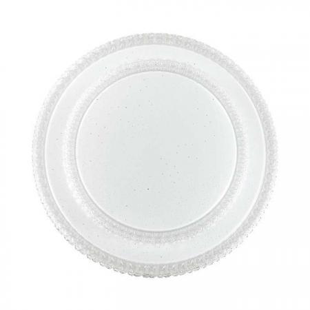 Настенно-потолочный светодиодный светильник с пультом ДУ Sonex Floors 2041/DL настенно потолочный светодиодный светильник с пультом ду sonex brisa 2036 dl