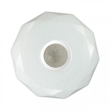 Настенно-потолочный светодиодный светильник с пультом ДУ Sonex Prisa 2057/EL потолочный светодиодный светильник с пультом sonex 2057 ml