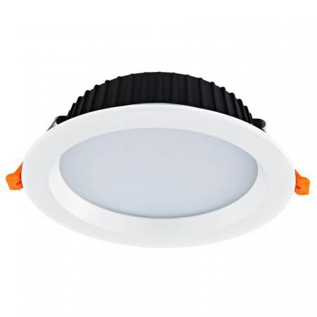 Встраиваемый светодиодный светильник с пультом ДУ Donolux DL18891/20W White R Dim